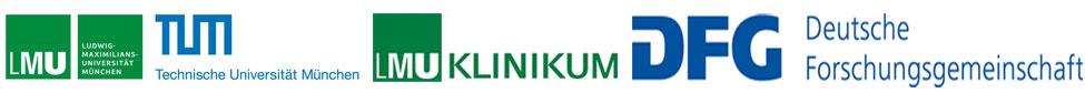 Logos der beteiligten Institutionen
