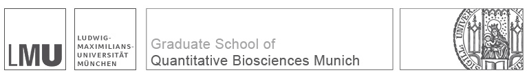 Graduate School of Quantitative Biosciences Munich (QBM)